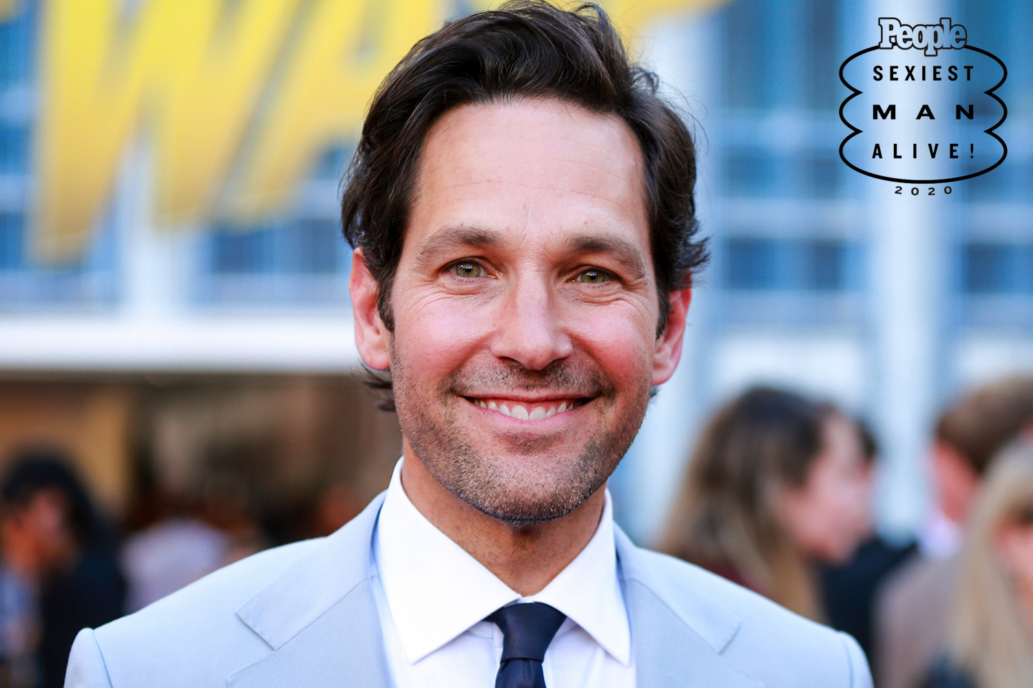 SMA men of the year 2020 - paul rudd