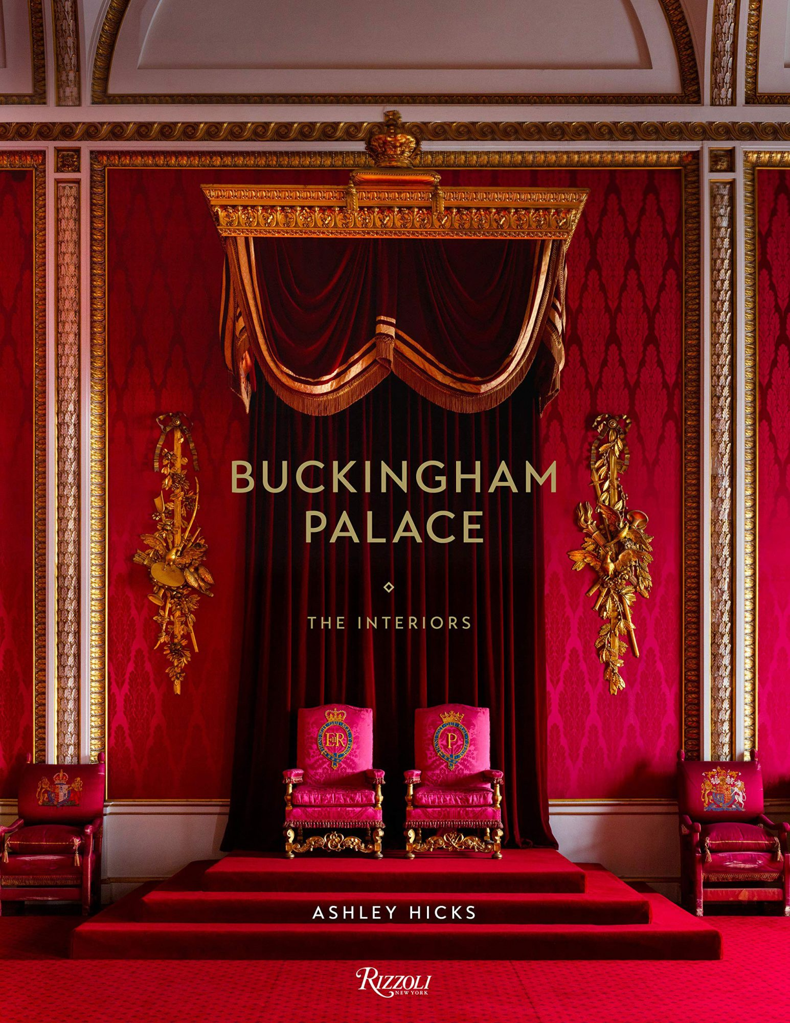 Buckingham palace book