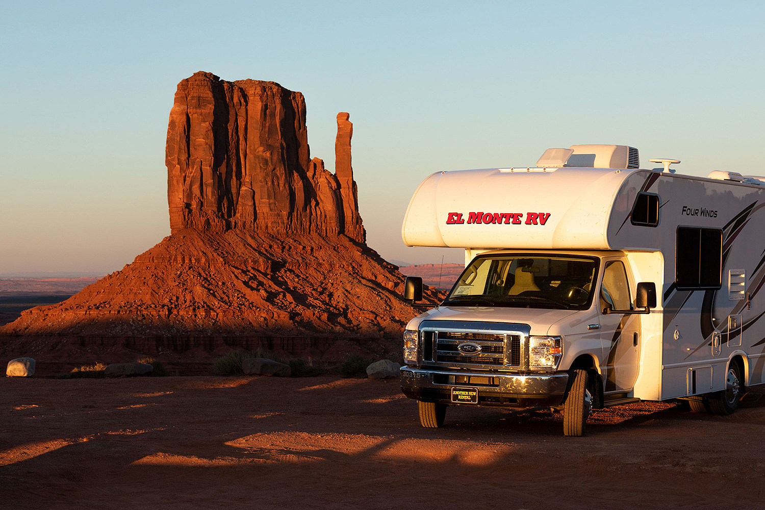 RV Trips for Healthcare heroes