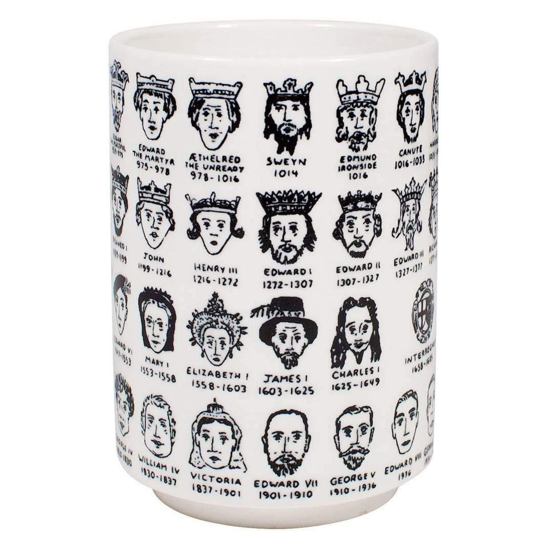 mug of queens and kings