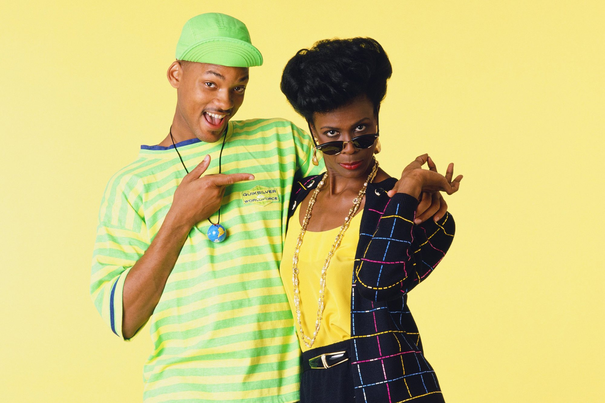 Will Smith, Jane Hubert The Fresh Prince of Bel-Air