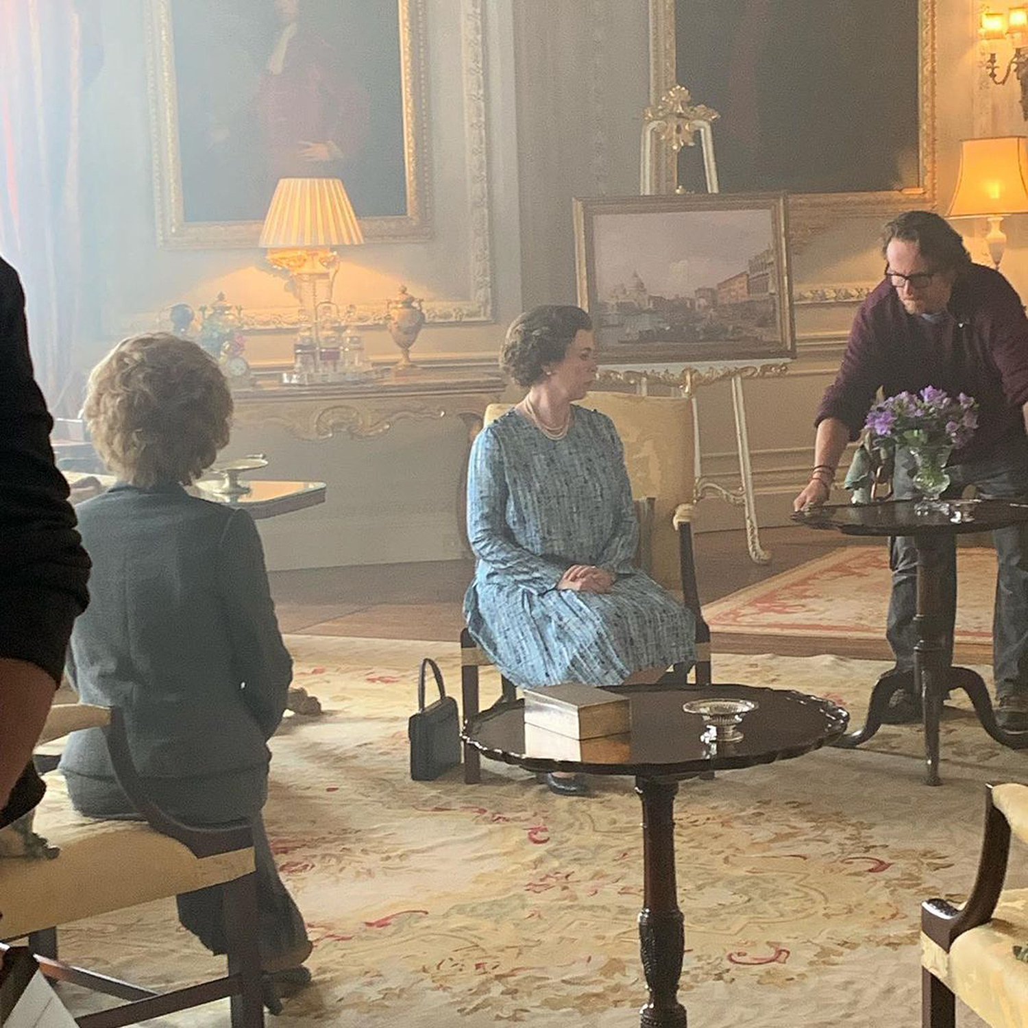 The Crown Behind The Scenes