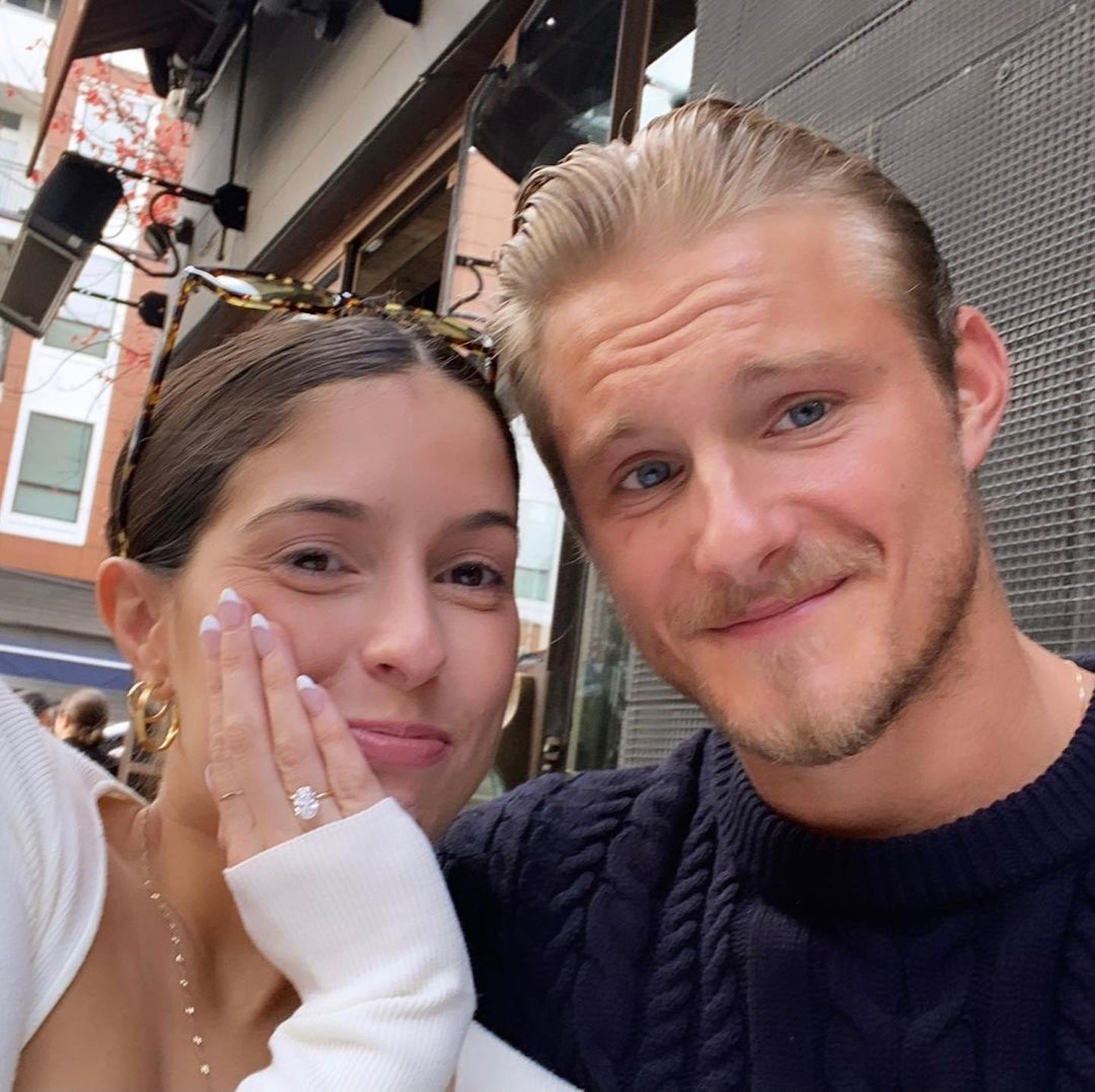 Alexander Ludwig Is Engaged