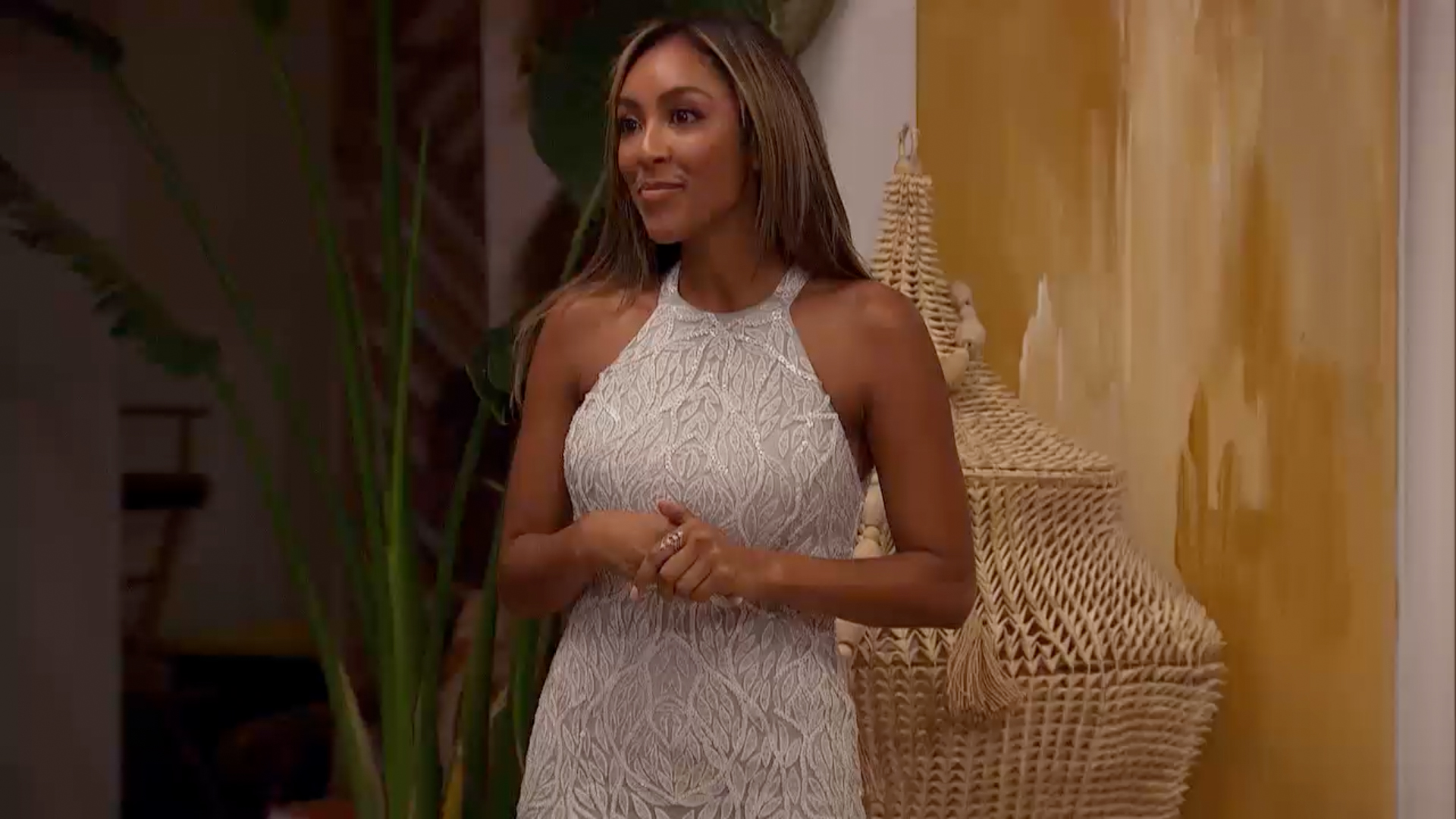 The Bachelorette Tayshia Adams