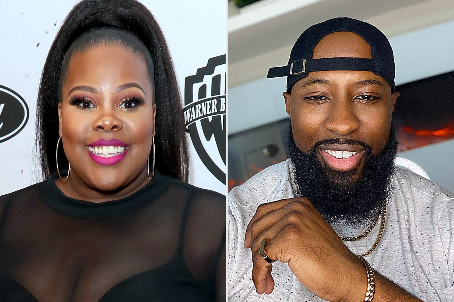 Amber Riley Engaged To Desean Black People Com