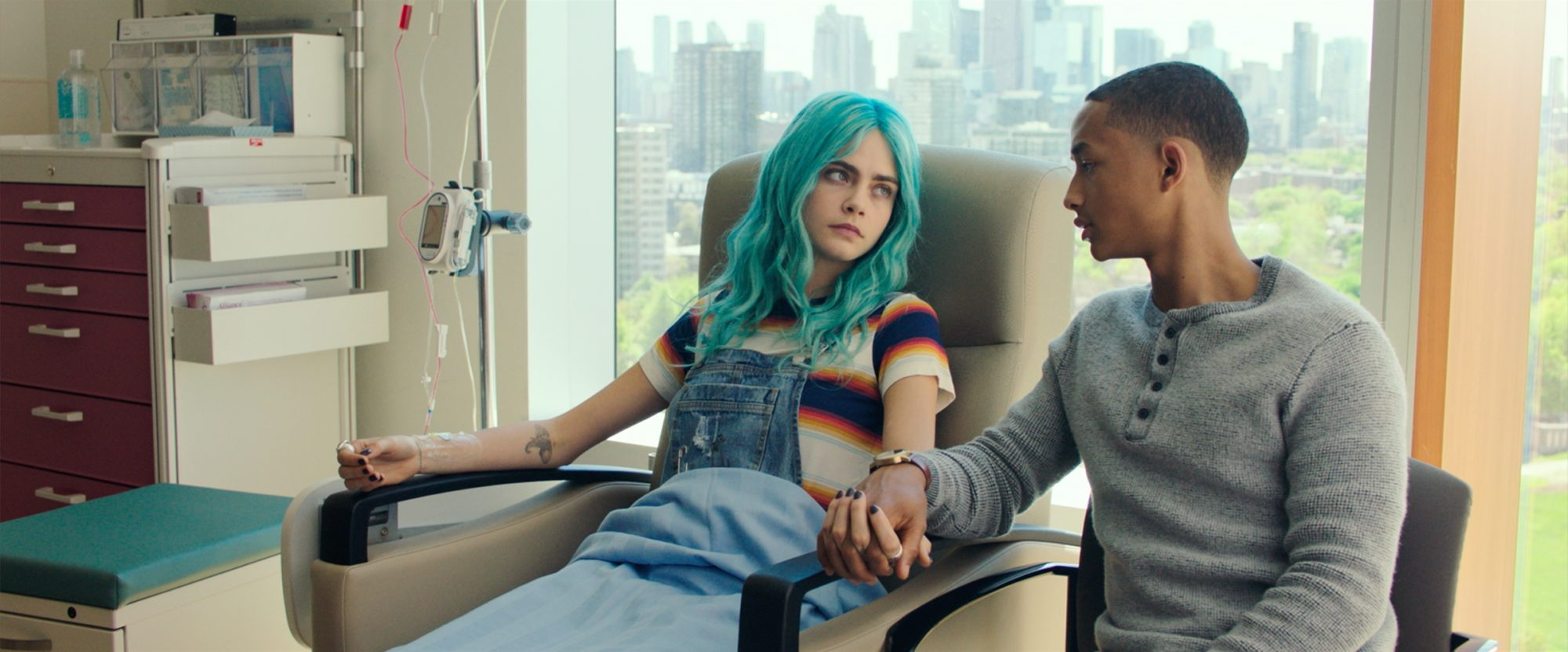 Cara Delevingne and Jaden Smith Star in Life in a Year Trailer | PEOPLE.com