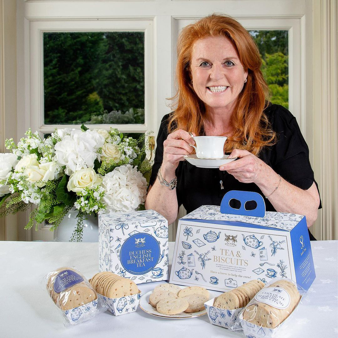 Sarah Ferguson Duchess Collection