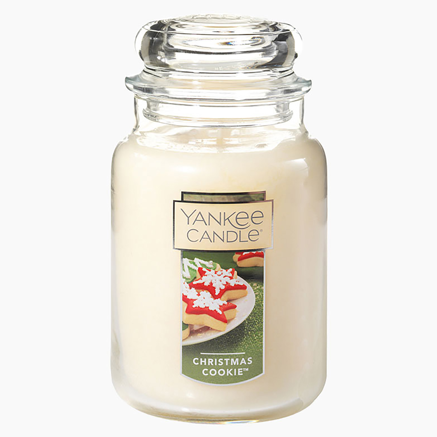 Yankee Candle Large Christmas Cookie Candle
