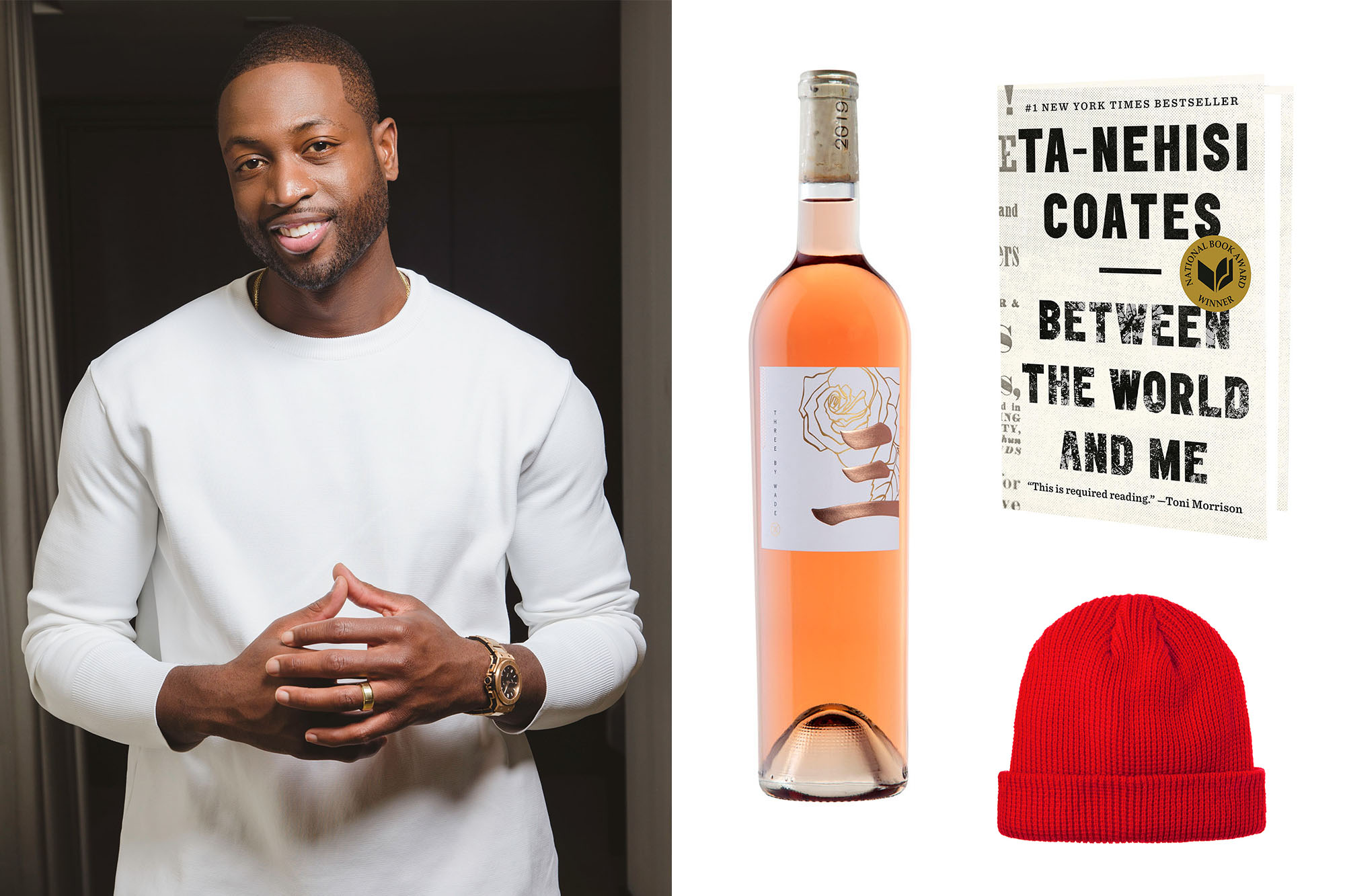 Dwyane Wade's Gifts for Men
