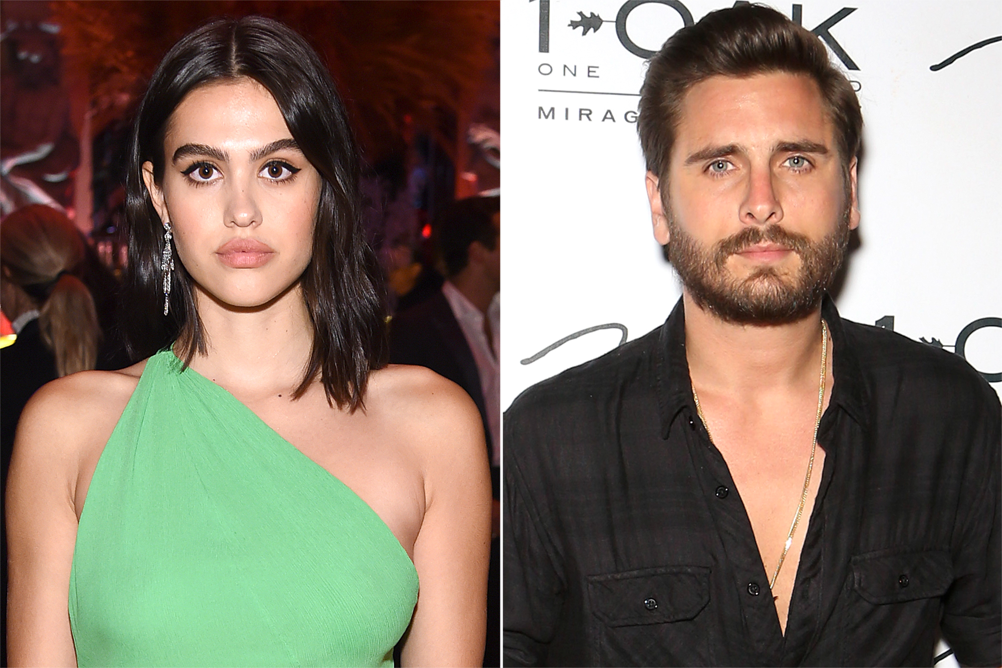 Amelia Gray, Scott Disick