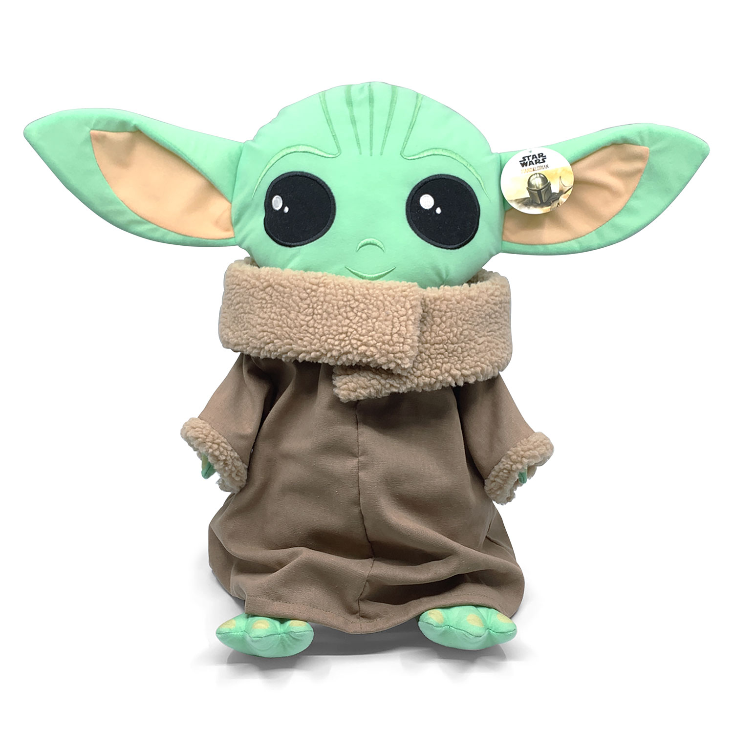 Star Wars: The Mandalorian Baby Yoda Pillow