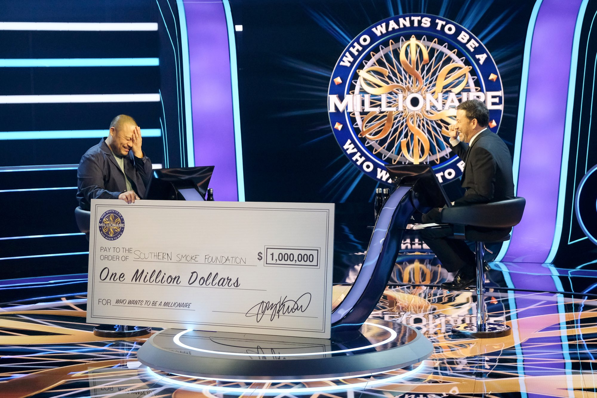 Who Wants to Be A Millionaire David Chang