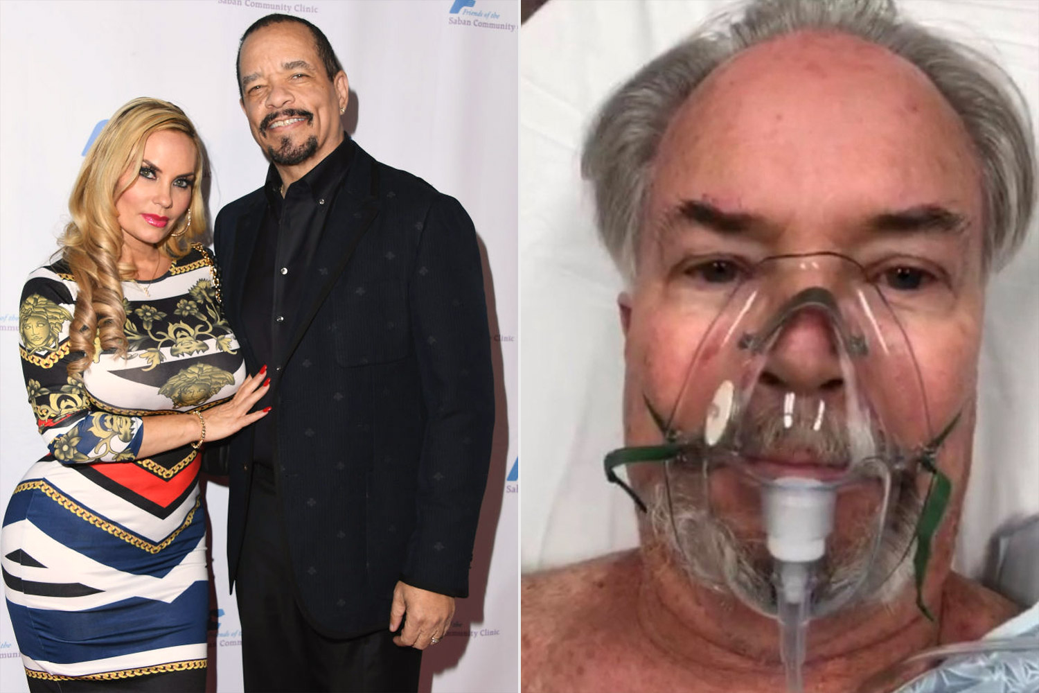 Ice-T with Coco Austin