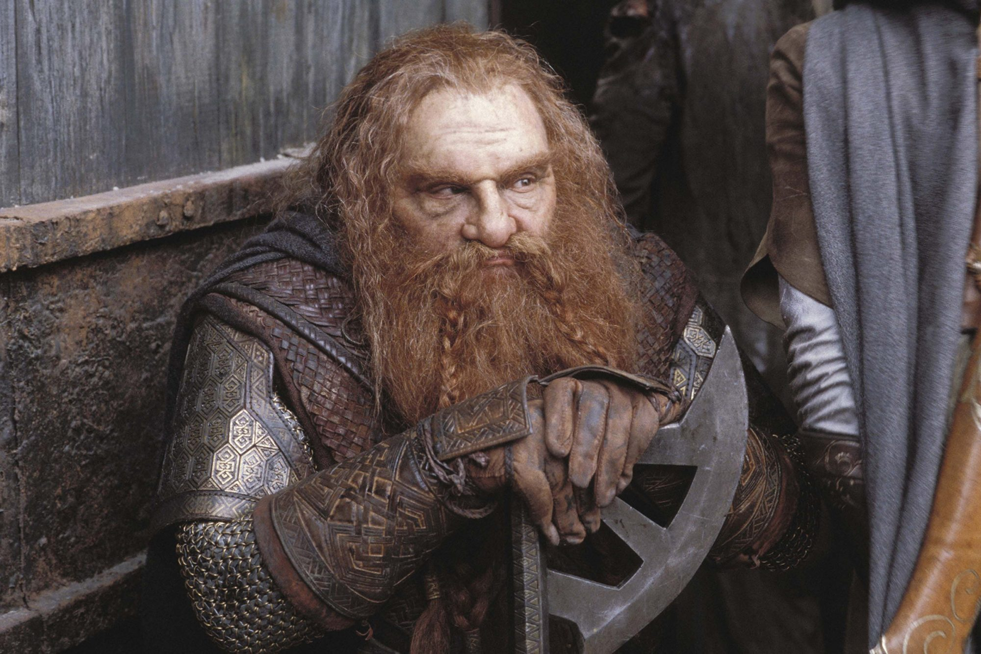 John Rhys Davies The Lord of the Rings