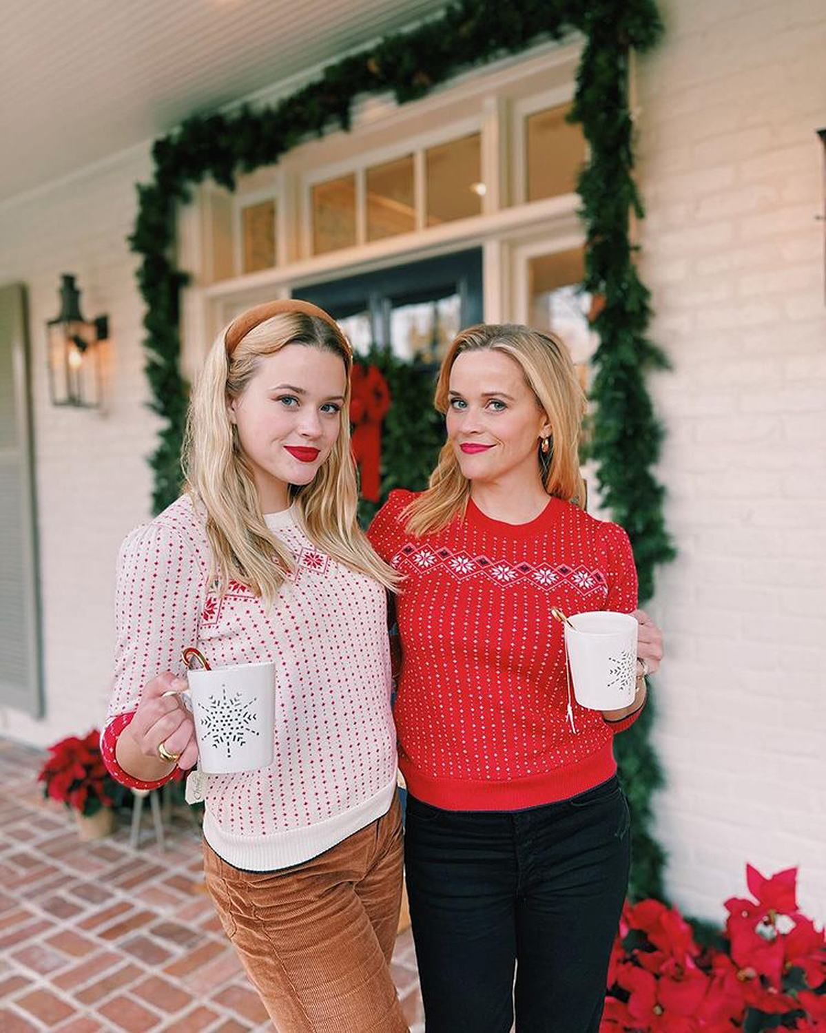 Ava Philippe, Reese Witherspoon