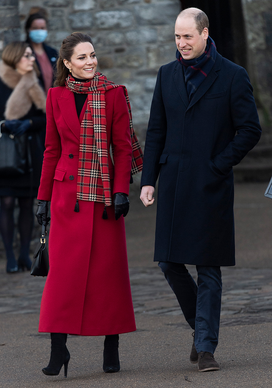William and Kate at Windsor