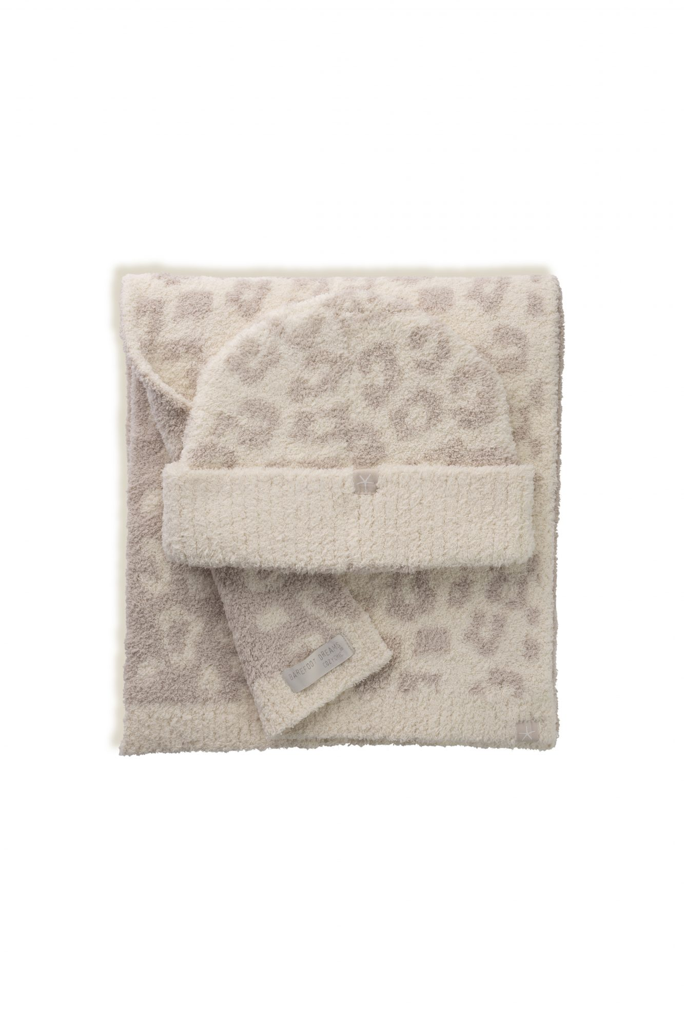 Not your average cold-weather accessories, this duo comes in the brand's signature lightweight, yet incredibly warm microfiber fabric.                                       Buy It!Barefoot Dreams, $88; barefootdreams.com