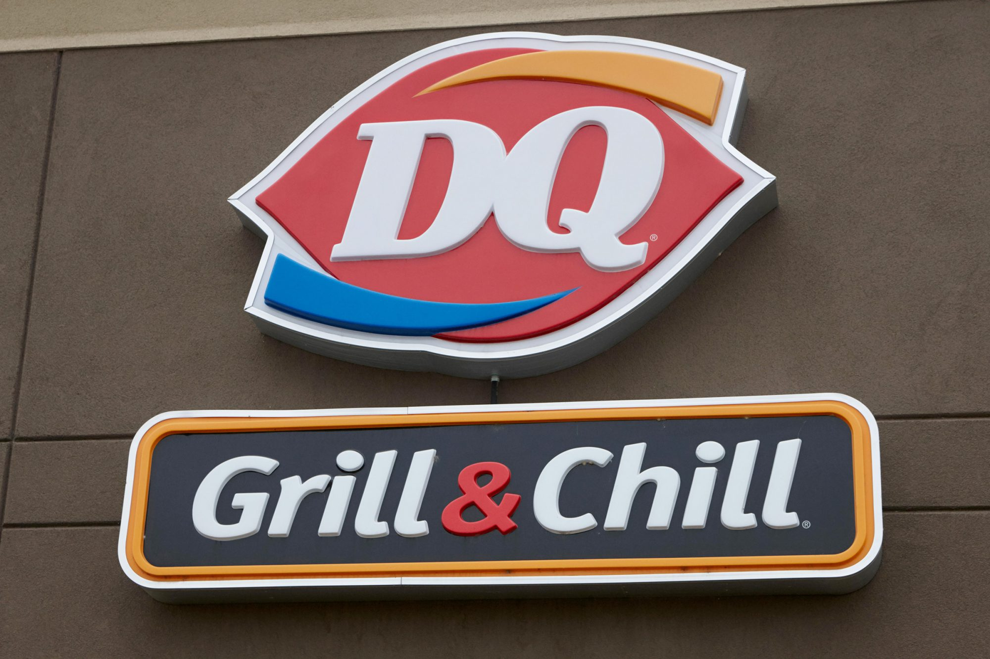 dairy queen grill and chill restaurant