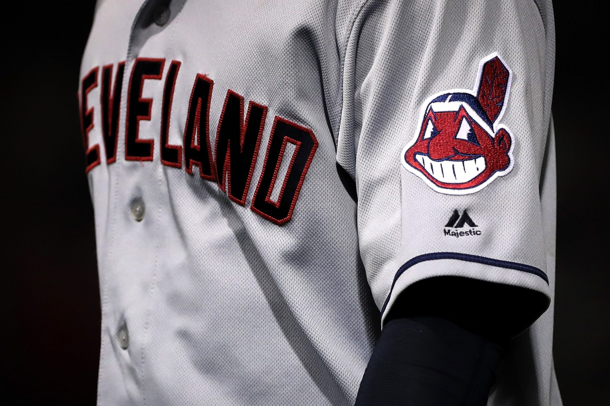 """Chief Wahoo"""" Cleveland Indians logo"""