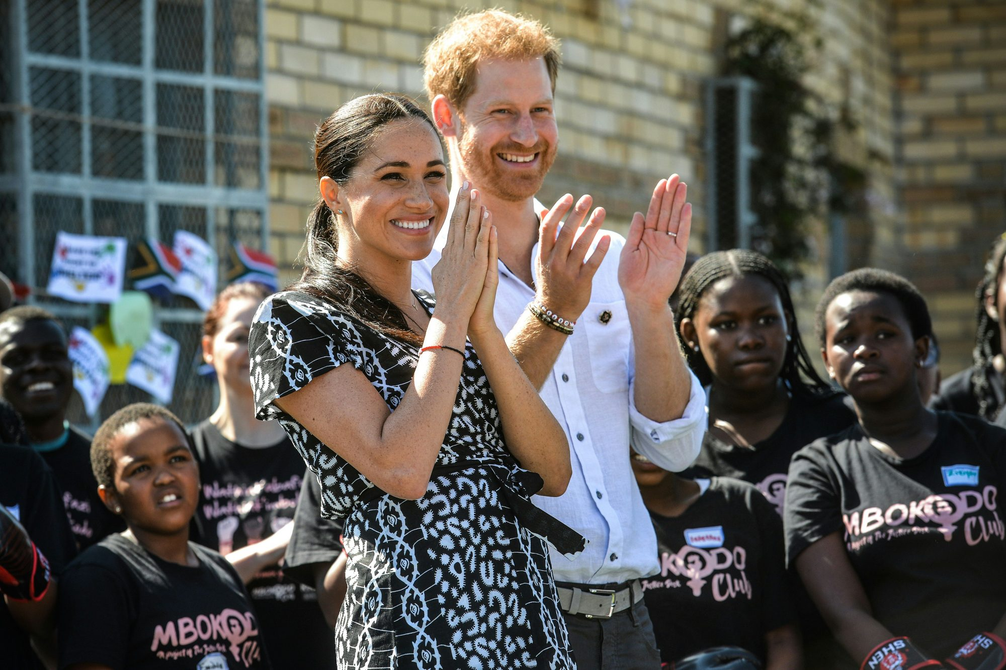 Meghan Markle Prince Harry Duke Duchess of Sussex