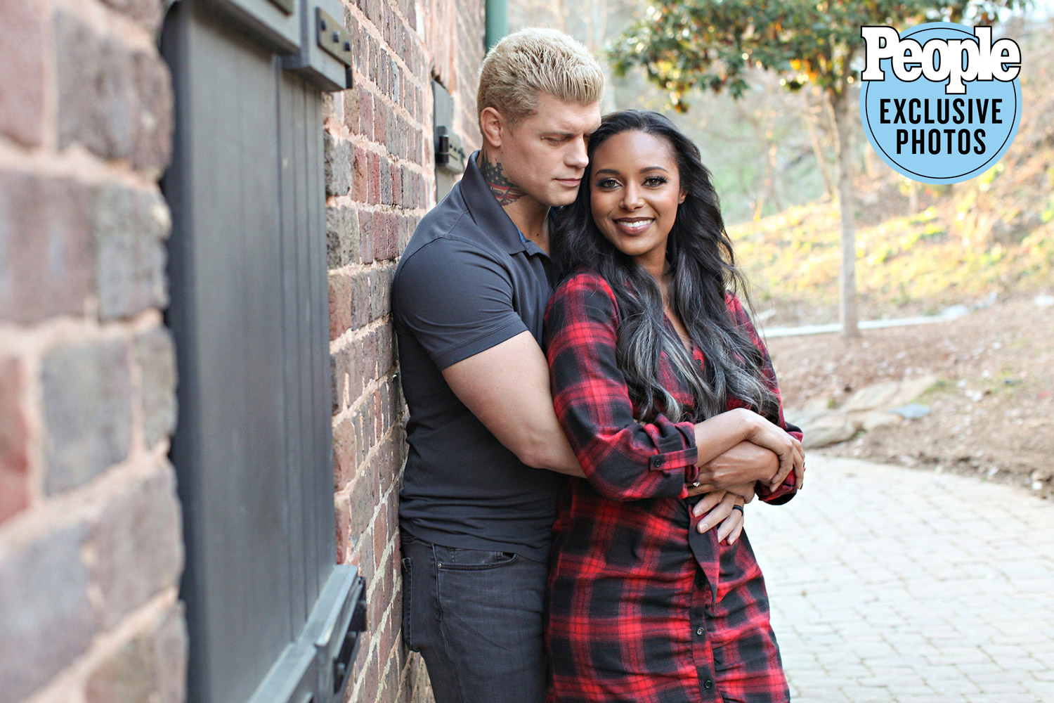 brandi and cody rhodes