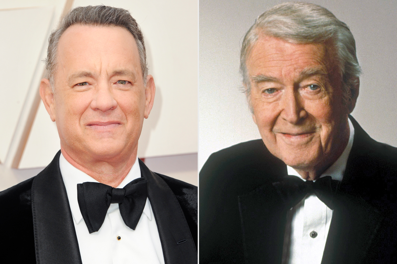 Tom Hanks and Jimmy Stewart?
