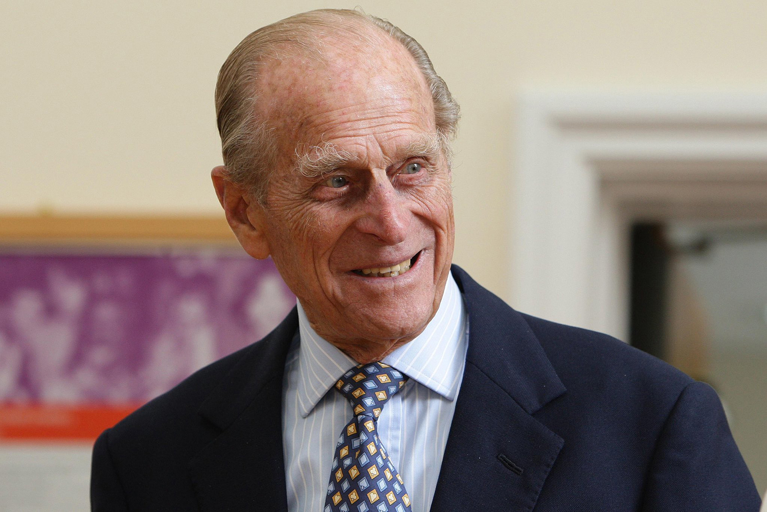 Prince Philip, 99, Issues Rare Statement to Wish Educators Happy Holidays