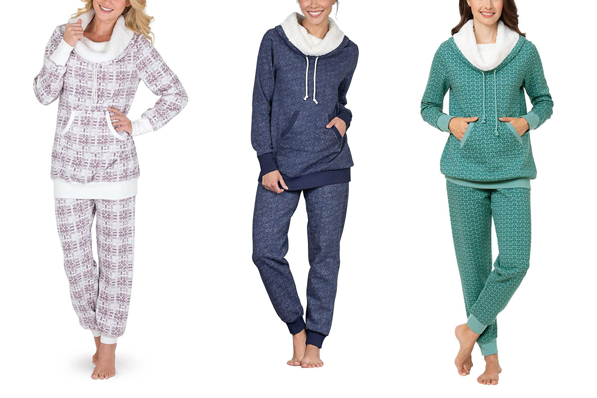 pajama gram fleece pajamas