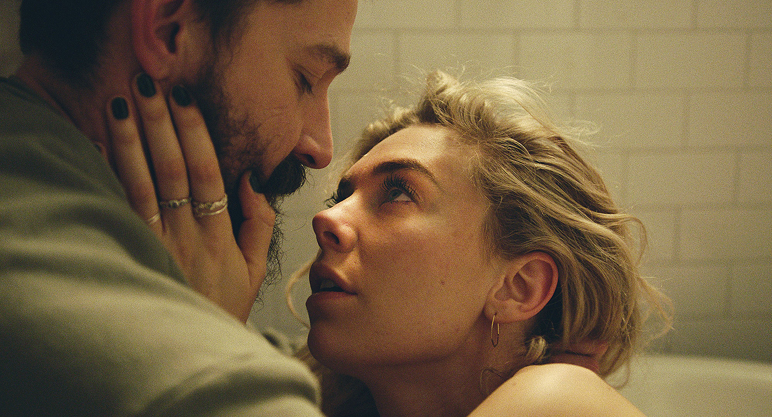 Pieces of a Woman- Shia LaBeouf and Vanessa Kirby