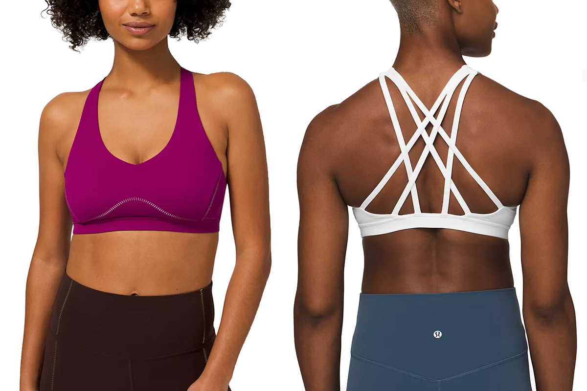 Lululemon Arise bra Free to be Serene bra