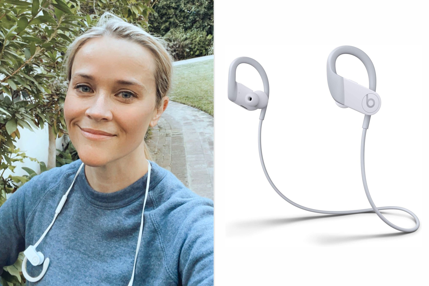 Reese Witherspoon; Beats Headphones
