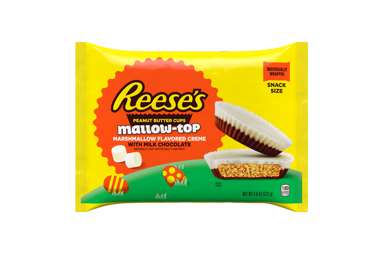 "Reese's Peanut Butter Cups ""mallow-top"""