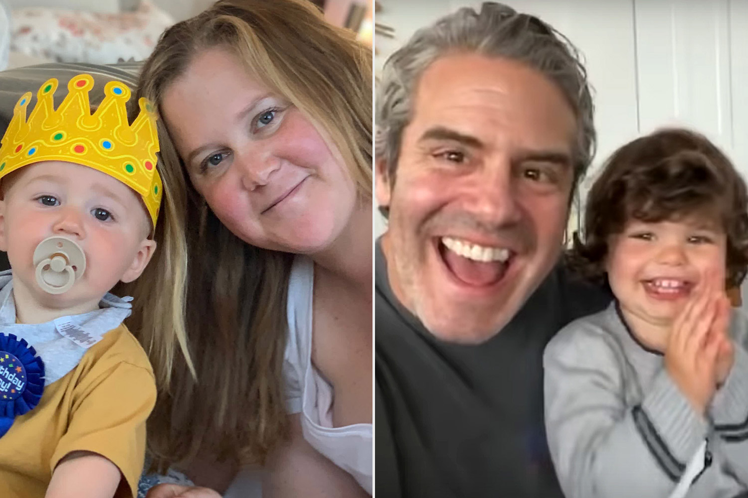andy cohen amy schumer