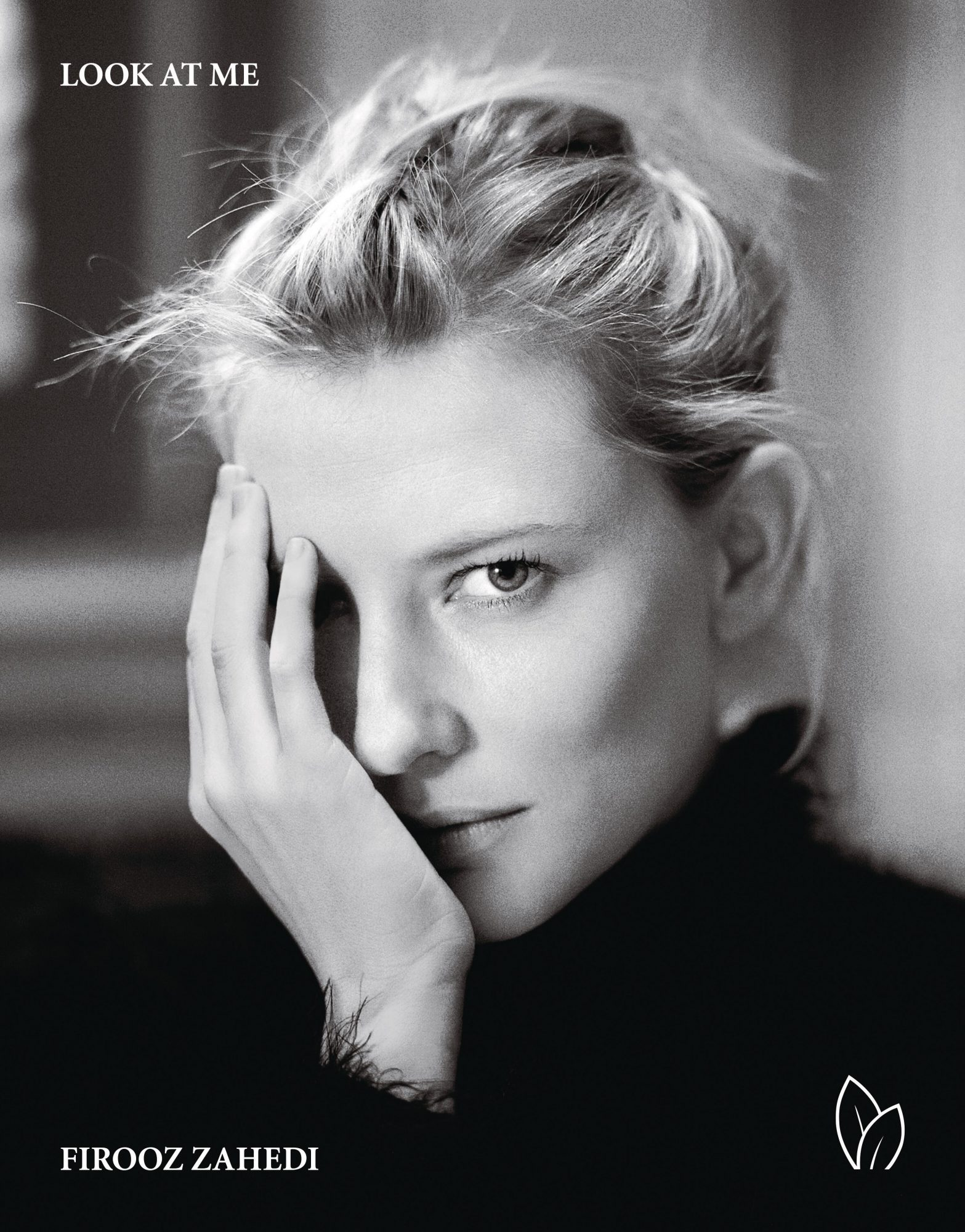 Look at Me by Firooz Shahedi photo book - cate blanchett