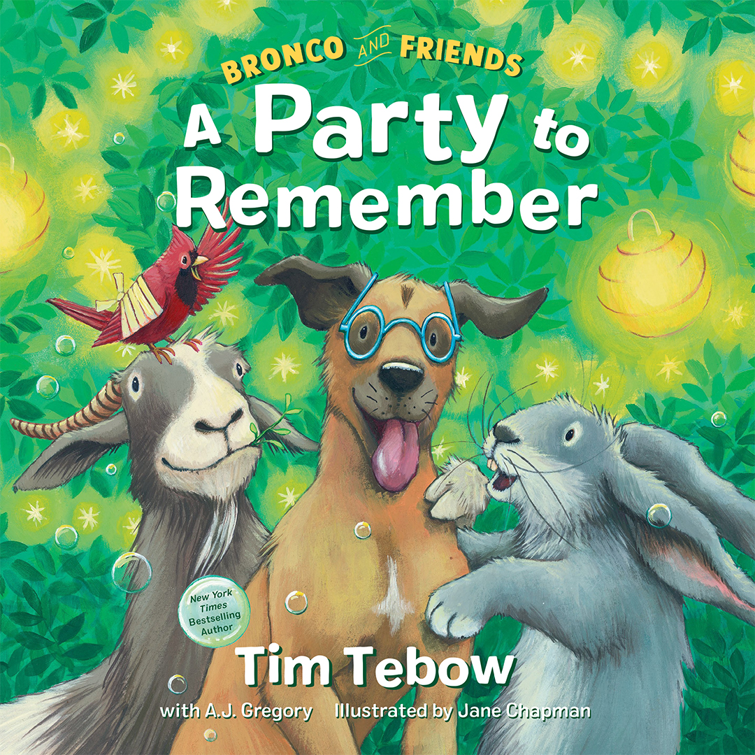 tim Tebow book announcement