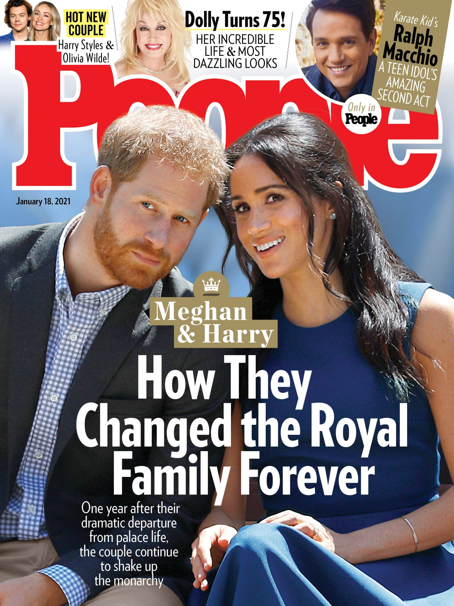 meghan and harry cover