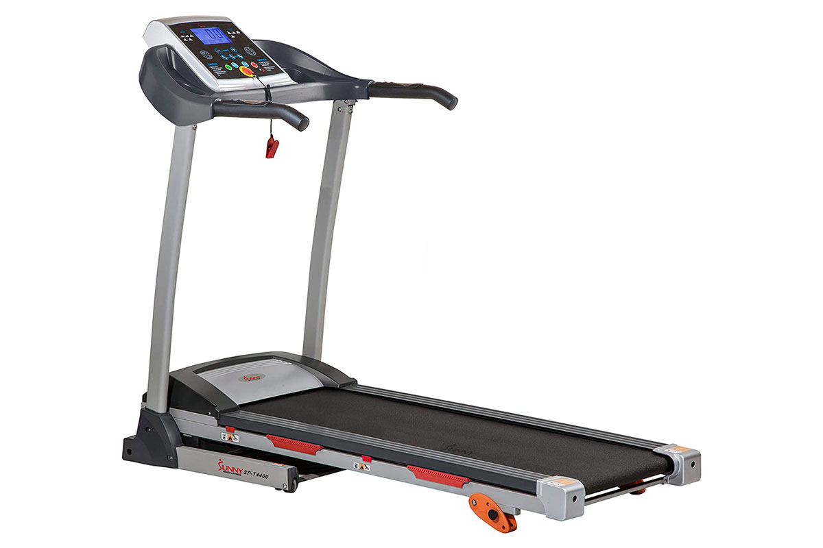 Sunny Health and Fitness folding treadmill