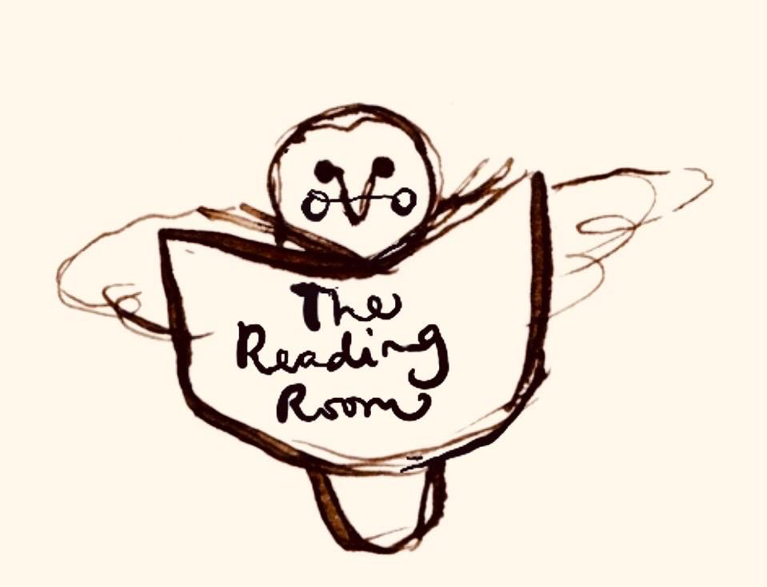 The Reading Room Owl