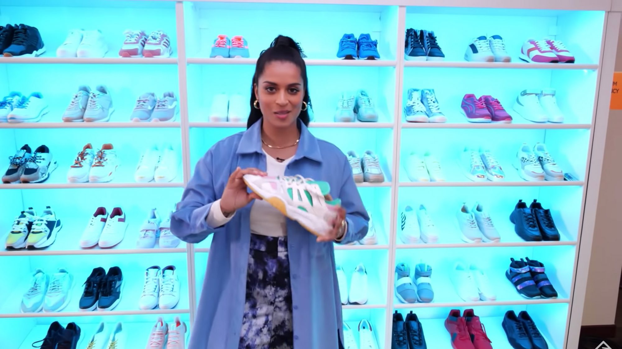 Lilly Singh House Tour