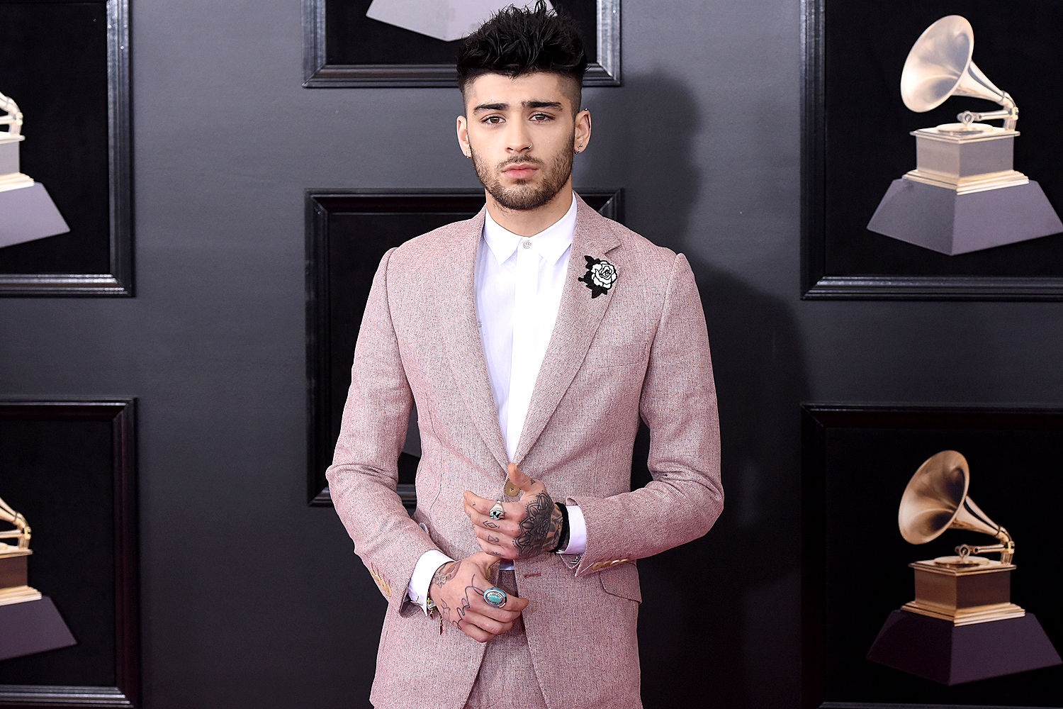 Zayn Malik Claims Grammys Are Rigged 'Unless You Shake Hands' Despite His Ineligibility This Year