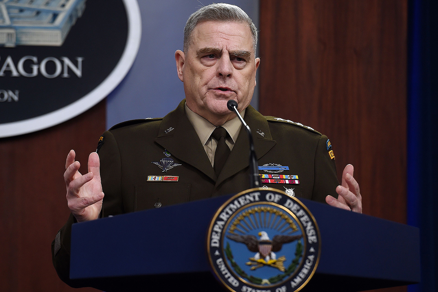 General Mark Milley