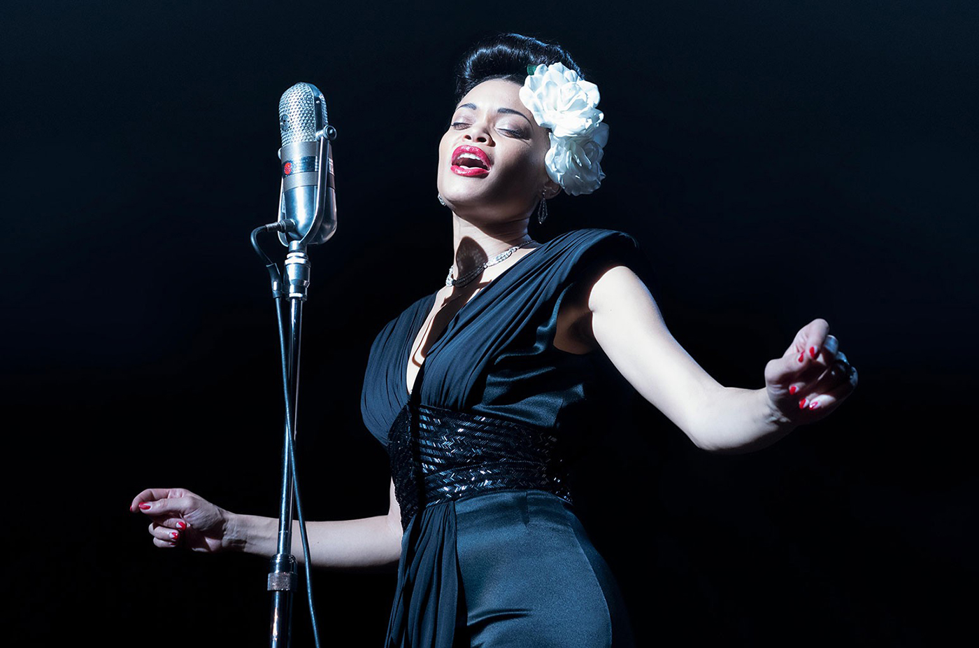 THE UNITED STATES VS. BILLIE HOLIDAY Andra Day