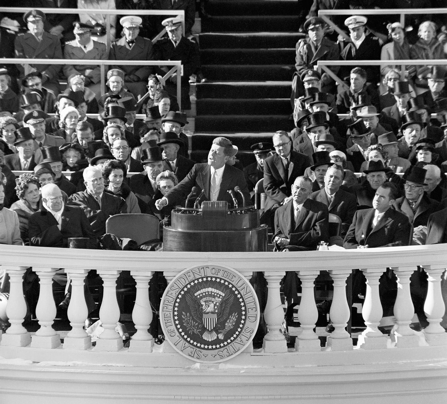 past inaugurations gallery