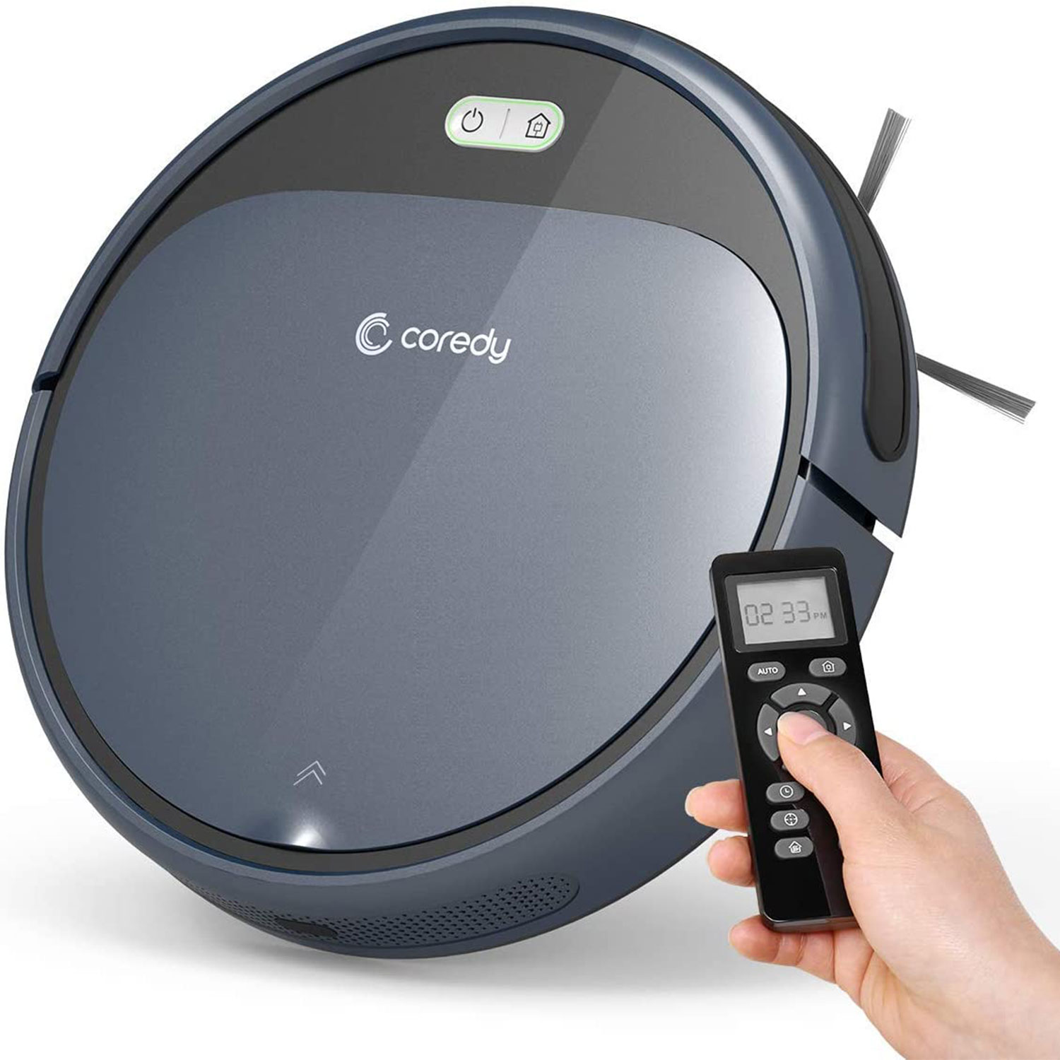 Coredy Self-Charging Robot Vacuum Cleaner