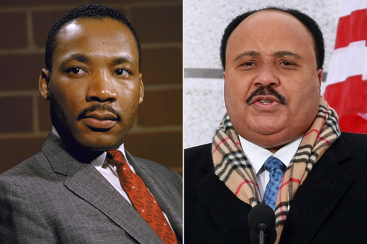 Martin Luther King Jr., Martin Luther King III