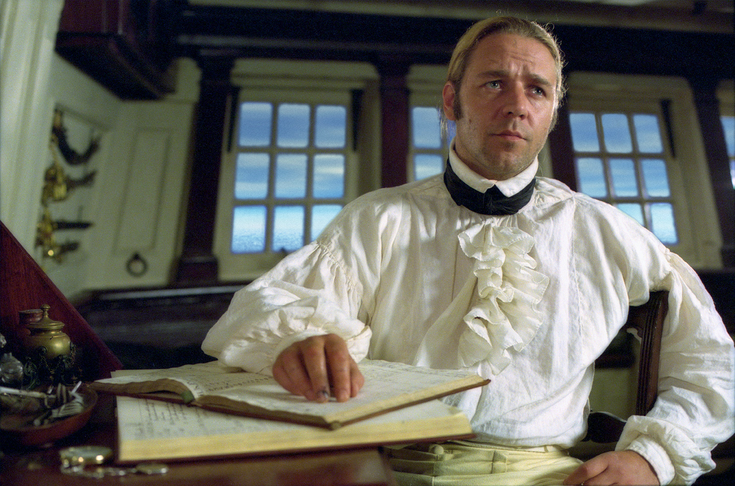 Russell Crowe Master and Commander