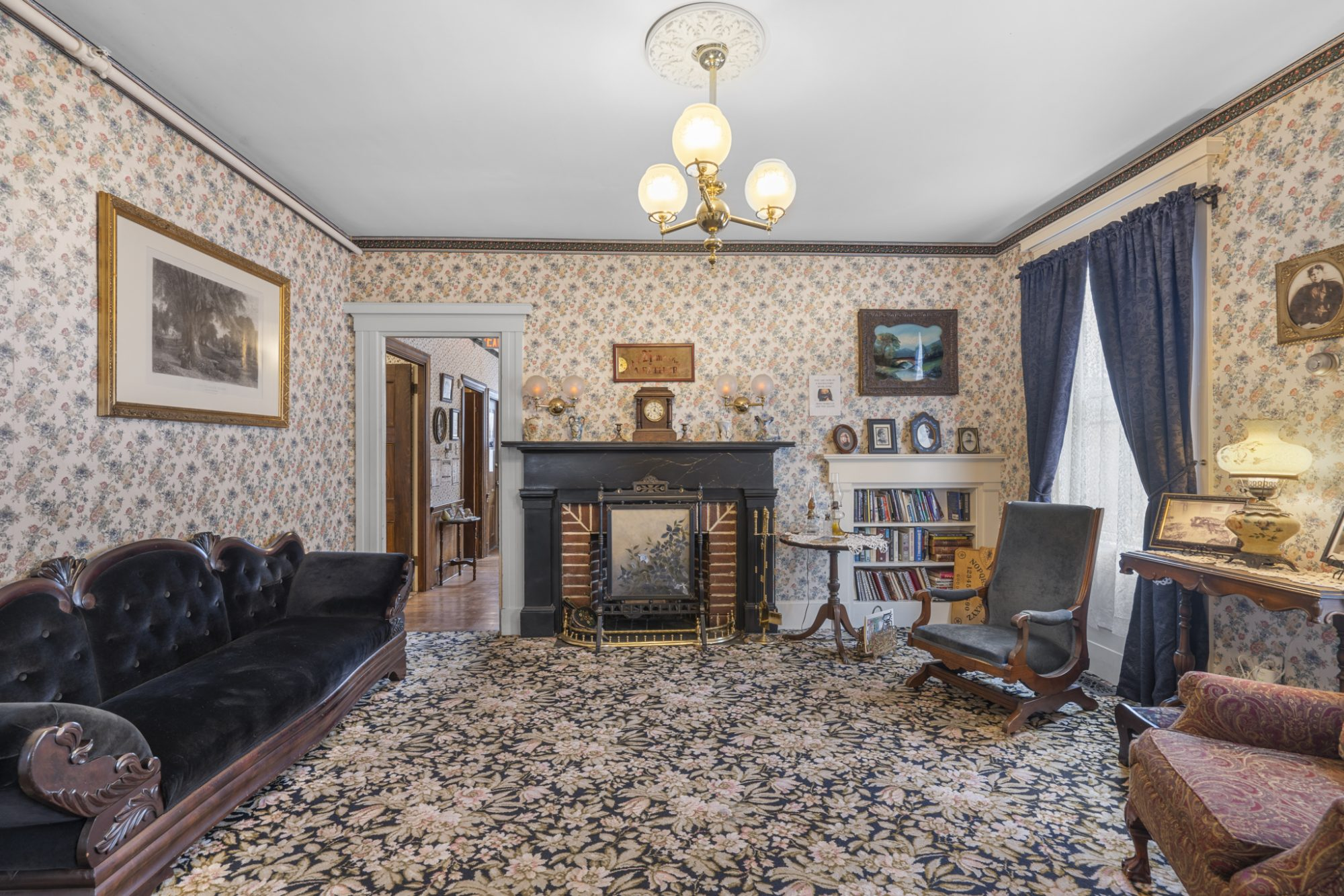 Lizzie Borden House for Sale