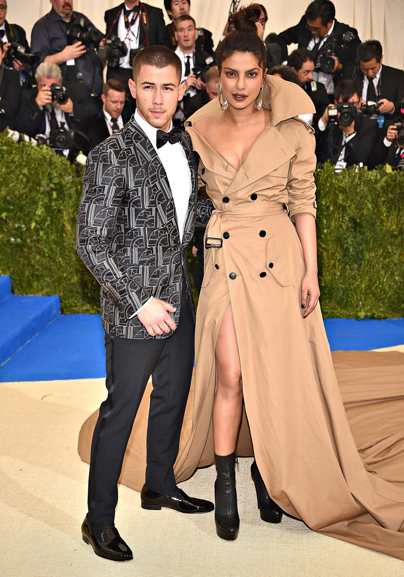 Nick Jonas and Priyanka Chopra Jonas