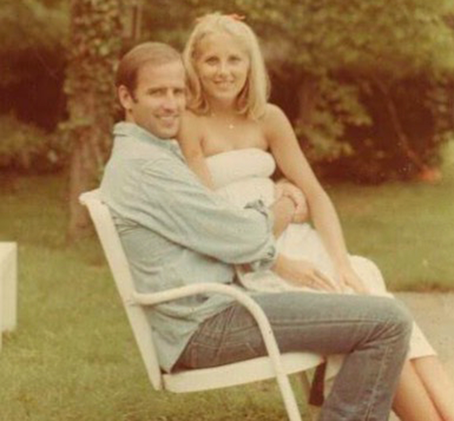 Joe And Jill Biden S Love Story All About The President And First Lady S Relationship People Com