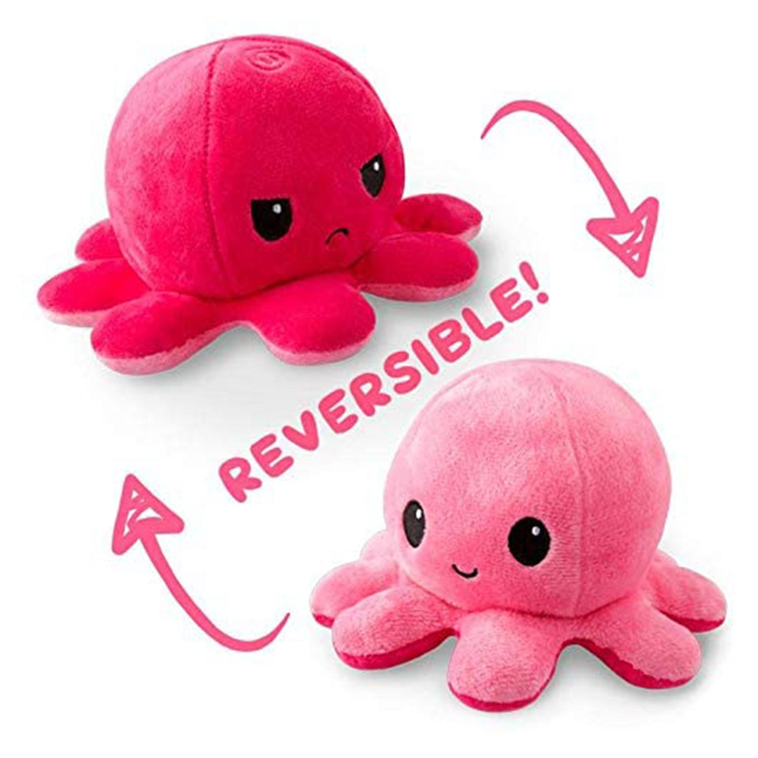 The Original Reversible Octopus Plushie | TeeTurtle's Patented Design